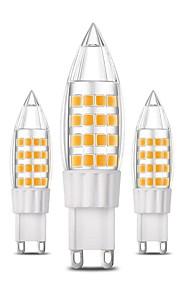 5W E14 G9 G4 LED-lamper med G-sokkel T 44 SMD 2835 500 lm Varm hvit Kjølig hvit Dekorativ AC 220-240 V 6 stk.