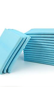 Chien Nettoyage Bains Animaux de Compagnie Accessoires de Toilettage Etanche Bleu