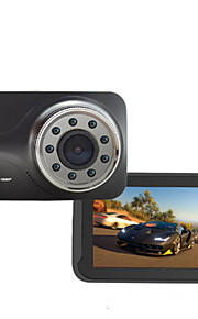 nyeste bil dvr bil kamera optager sort box3''1920x1080p fuld hd nattesyn infrarød lampe dash cam parkering optager g-sensor-loop recorder