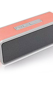 BY1040 Mini Bluetooth Speaker Portable Wireless Speaker Sound System 3D Stereo Music Surround Support BluetoothTF AUX USB