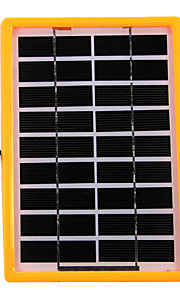 XH-S225155 Solar Panel Battery Charger For Outdoor 3W 9V