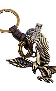 Porte-clés Aigle Porte-clés Bronze Métal