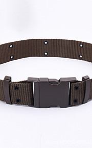 Unisex Belts Hunting Wearable Comfortable Spring Summer Fall/Autumn Winter Light Khaki