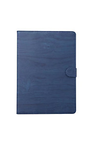 For with Stand Auto Sleep/Wake Flip Magnetic Case Full Body Case Solid Color Hard PU Leather for Apple iPad (2017) iPad Pro 9.7''
