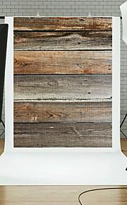 5x7ft madeira parede chão fotografia fundo estúdio adereços azul tábua tema novo