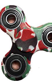 Fidget spinners Hilandero de mano Juguetes Tri-Spinner Cerámicas EDCAlivio del estrés y la ansiedad Juguetes de oficina Alivia ADD, ADHD,