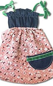 Hunde Kleider Hundekleidung Frühling/Herbst Blume Lässig/Alltäglich