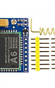 GPRS A6 Mini Serial GPRS GSM Module Core Developemnt Board