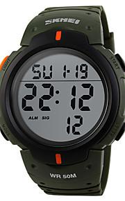 Masculino Mulheres Unissex Relógio Esportivo Relógio Elegante Relógio de Moda Relogio digital Calendário Mostrador Grande Quartzo Digital