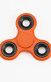 Fidget spinners Hilandero de mano Juguetes Tri-Spinner Metal Plástico EDCAlivio del estrés y la ansiedad Juguetes de oficina Alivia ADD,