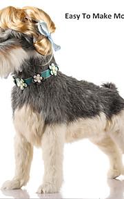 猫用品 犬用品 かつら 犬用ウェア キュート カジュアル/普段着 スポーツ コスプレ 誕生日 ホリデー ファッション ハロウィーン クリスマス 新年 ゼブラプリント オレンジ イエロー Brown ブルー ブラック