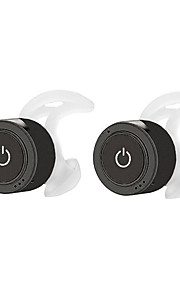 TWS S08 Mini Wireless Earphone Earplug Sport Stereo Music Bluetooth 4.1 with Mic