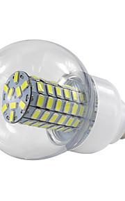 4.5W E14 LED-globepærer 69 SMD 5730 420 lm Varm hvit Kjølig hvit V 1 stk.