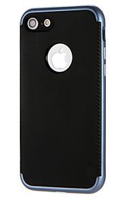 Caso para maçã iphone 7 7plus linhas de cores sólidas ondas resistente à prova de água dura tpu 6s mais 6 mais 6s 6