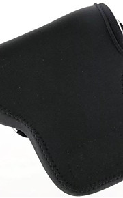 Dengpin neopren blød kamera beskyttet taske taske til samsung nx300 (assorterede farver)
