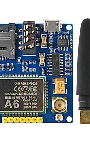 Gprs a6 pro gprs série gsm module core developemnt board