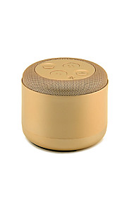 High Quality JY-42 Metal Portable Wireless Mini Bluetooth Speaker MP3 Music Player Stereo Heave Bass with Rechangeable Battery