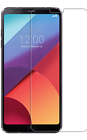 For LG G6 HD Toughened Protective Film FUSHUN 0.33 mm Premium Tempered Glass Screen Protector