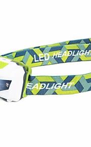Pannlampor LED 500 Lumen 4.0 Läge LED AAA Nödsituation SuperlättCamping/Vandring/Grottkrypning Vardagsanvändning Cykling Jakt