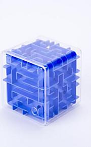 Rubiks kubus Soepele snelheid kubus Magische kubussen Educatief speelgoed scrub Sticker Anti-pop Bewegingsdetectie Witbalans Kunststoffen