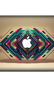 For MacBook Air 11 13/Pro13 15/Pro with Retina13 15/MacBook12 The Dynamic Frequency Decorative Skin Sticker