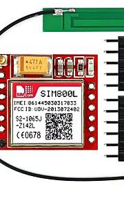 Sim800l ipex quad-band gprs gsm module de rupture 3g antenne
