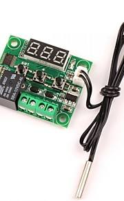12V DC Digital Cooling/Heating Thermostat Temp Control -50-110 c Temperature Controller 10A Relay With Waterproof Sensor Probe
