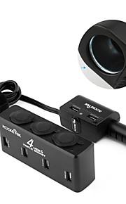 Multiport Autre 6 Ports USB Chargeur Seulement DC 12V/5.1A