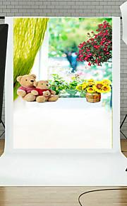 Vinyl foto baggrund barnet studio kunstnerisk fotografi baggrund baby 5x7ft