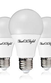 12W LED-globepærer 26 SMD 5730 1000 lm Varm hvit Kjølig hvit V 3 stk.