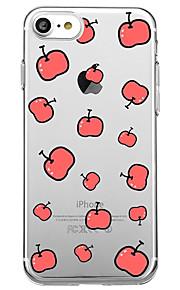 Per la copertura posteriore di caso di copertura della copertura di caso di iphone 7 plus 7 copertura posteriore della copertura