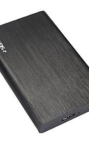 Shuo li tai (seatay) hds2170 2,5 polegadas de alumínio móvel disco rígido caixa sata porta serial notebook usb3.0 caixa de disco rígido