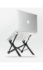 Treppiedi Supporto regolabile Ripiegabile altro computer portatile Macbook Laptop Tutto in 1 ABS