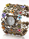 Artemis - Women\'s Watch Bohemian Fashionable Flower Bracelet Strap Watch Cool Watches Unique Watches