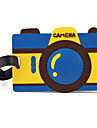 camera vormige reizen tag