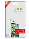 High Quality Screen Protector with Cleaning Cloth for iPhone 4S