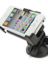 Car Windshield Mount for iPhone 4S and 3GS (White and Black)