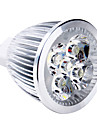 5W GU5.3(MR16) LED Spotlight MR16 5 High Power LED 400-500 lm Warm White DC 12 V