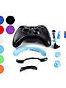 Udskiftnings cover til Xbox 360 Controller (blandede farver)