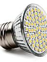 5W E26/E27 Точечное LED освещение PAR38 60 SMD 3528 400 lm Тёплый белый AC 220-240 V