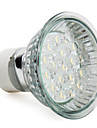 2W GU10 LED Spotlight MR16 18 High Power LED 90 lm Warm White AC 220-240 V