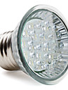 E26/E27 W 18 High Power LED 90 LM Natural White PAR Spot Lights AC 220-240 V