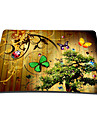 Forest Party Gaming Optical Mouse Pad (9 x 7 Inches)
