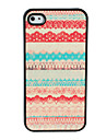 Case Dura para iPhone 4 e 4S (multicores)
