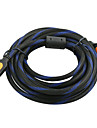 5m 15ft v1.3 1080p HDMI male vers cable hdmi male standard a grande vitesse