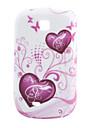 Type de boîtier en forme de coeur souple pour Samsung Galaxy Mini S5570