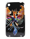 Phoenix Pattern Hard Case for iPhone 3G and 3GS