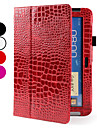 Case para Samsung Galaxy Note 10.1 N8000 - Crocodilo