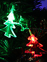 7M 30-LED Christmas-Tree-vormige kleurrijke licht LED Strip Fairy Lamp voor Festival Decoratie (220V)