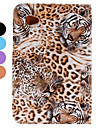 Protective Tiger PU Case with Stand for Samsung Galaxy Tab2 P3100/P6200